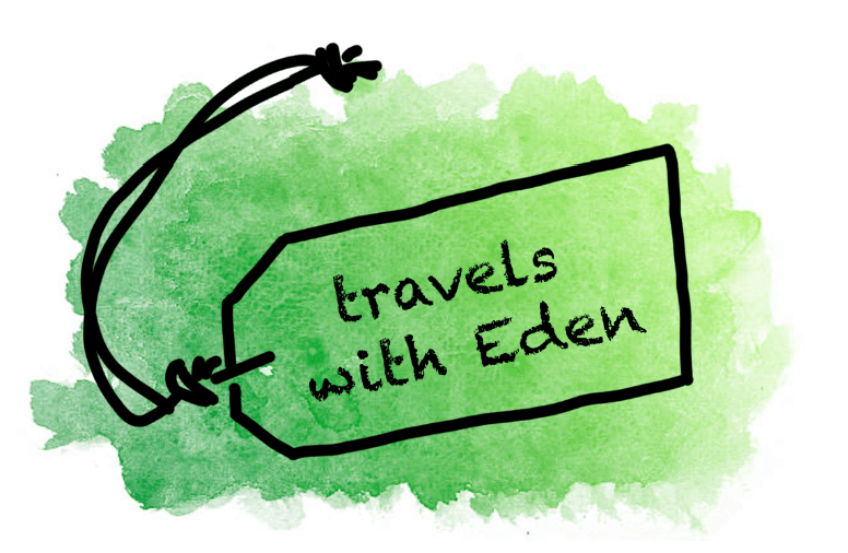 Travels With Eden