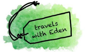 travels with eden logo