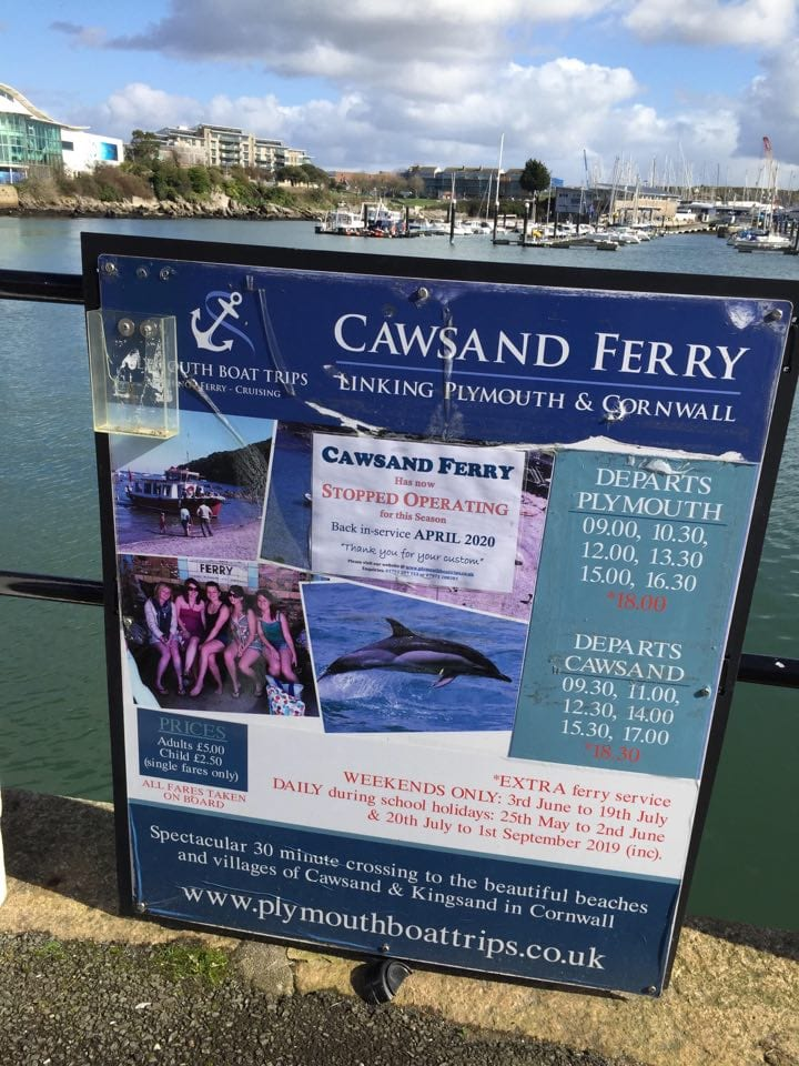 Things to do with kids inn Plymouth Cawsand Corbwall