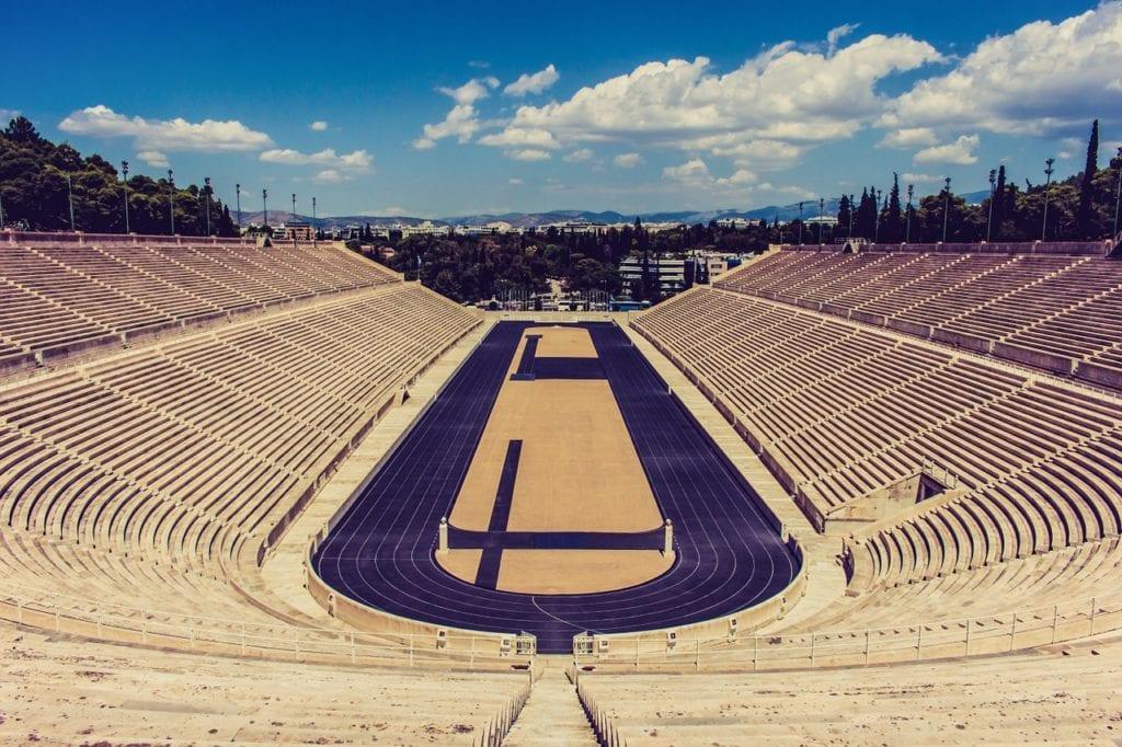 greece, athens, stadium, olympics, 2004, ancient greeks,