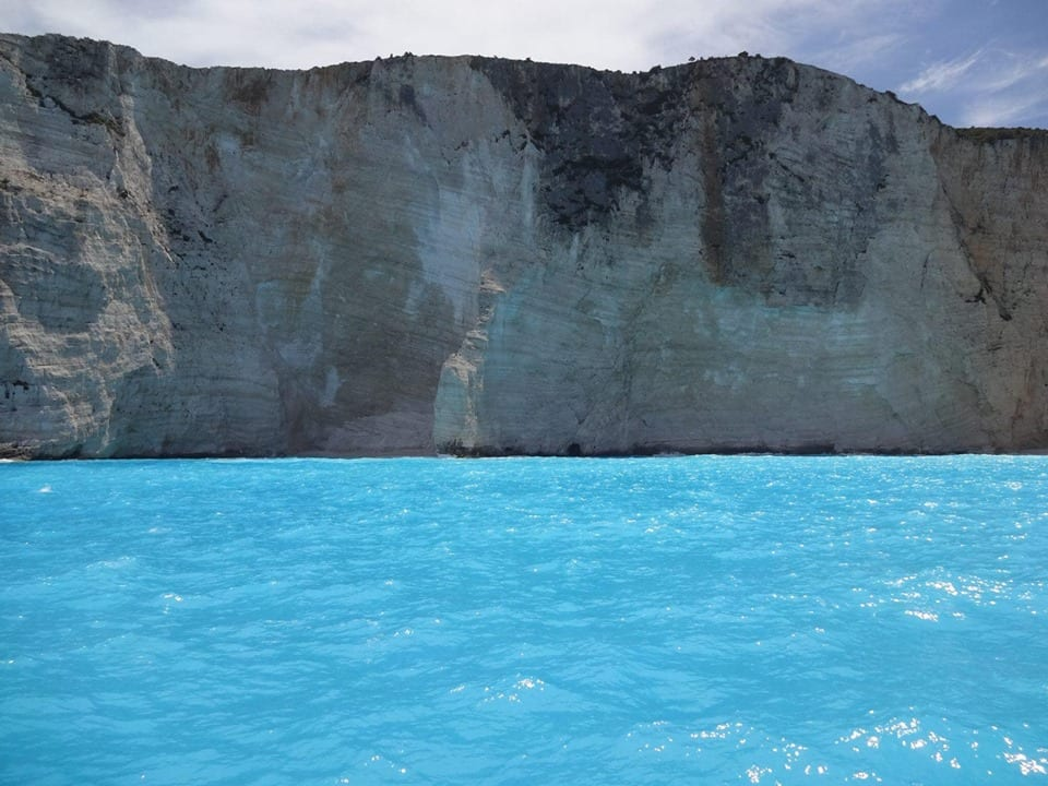 Things to do in Zakynthos, White cliffs, Greece, Blue sea, Calm, backpacking Greece, Zante