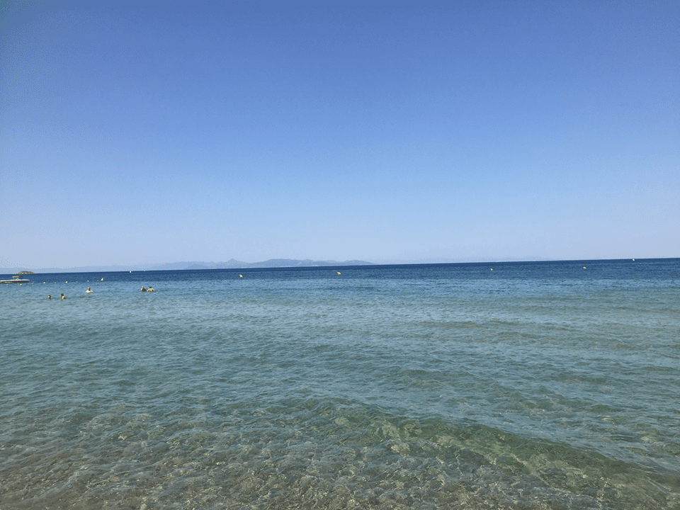 best beaches in Greece for families, Kavouri beach, Athens, Athens riviera