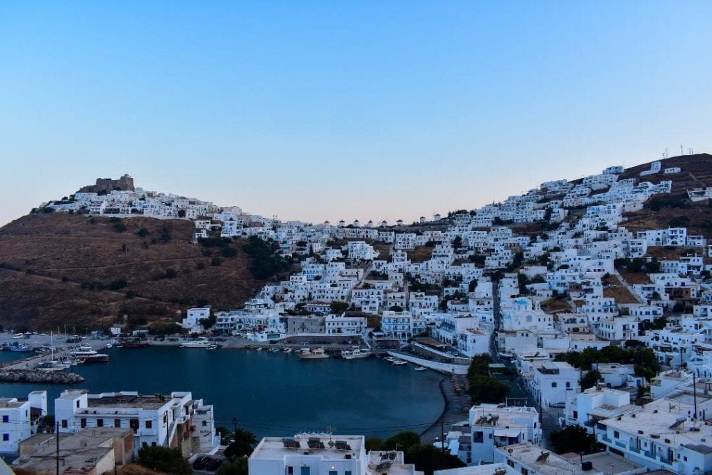 Astypalaia, Greece, Greek islands, Travels With Eden. view, Submitted by:  Nikos, Miles with Vibes, Backpacking Greece |The best islands for backpackers