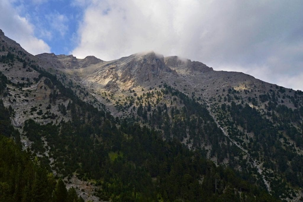 Best places to visit on the Greek mainland, Mount Olympus, Greece, Greece view, Greece mountain
