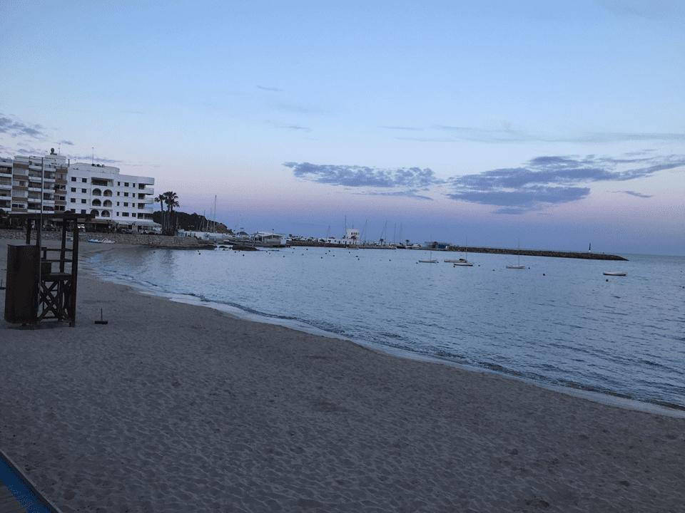 Santa Eulalia, Mariners Beach, Ibiza, Ibiza for families