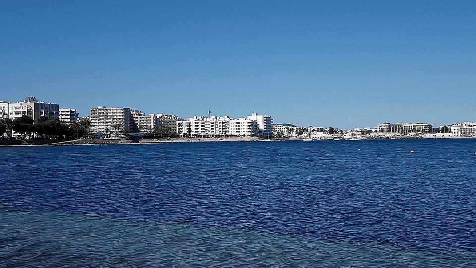 Santa Eulalia, Water Taxi Santa Eulalia, Santa Eulalia Beach, Ibiza, Es Cana Ibiza things to do