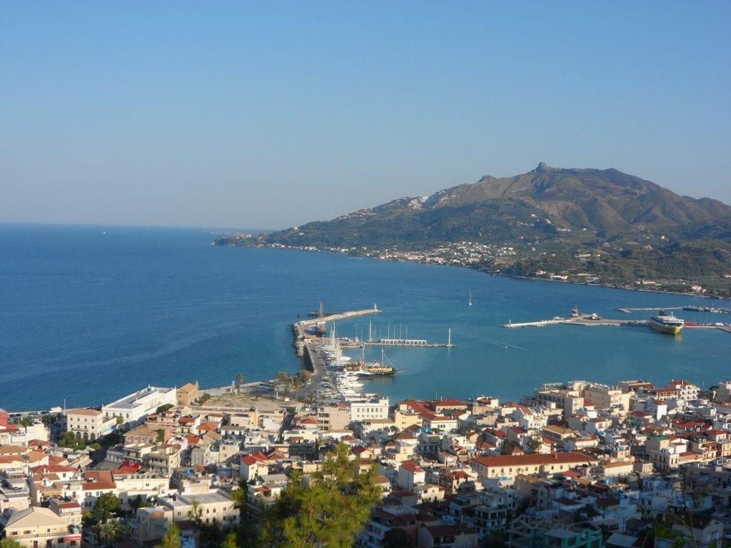 bochali, zakynthos, greece, zakte town, zante with kids, where to stay in zakynthos town