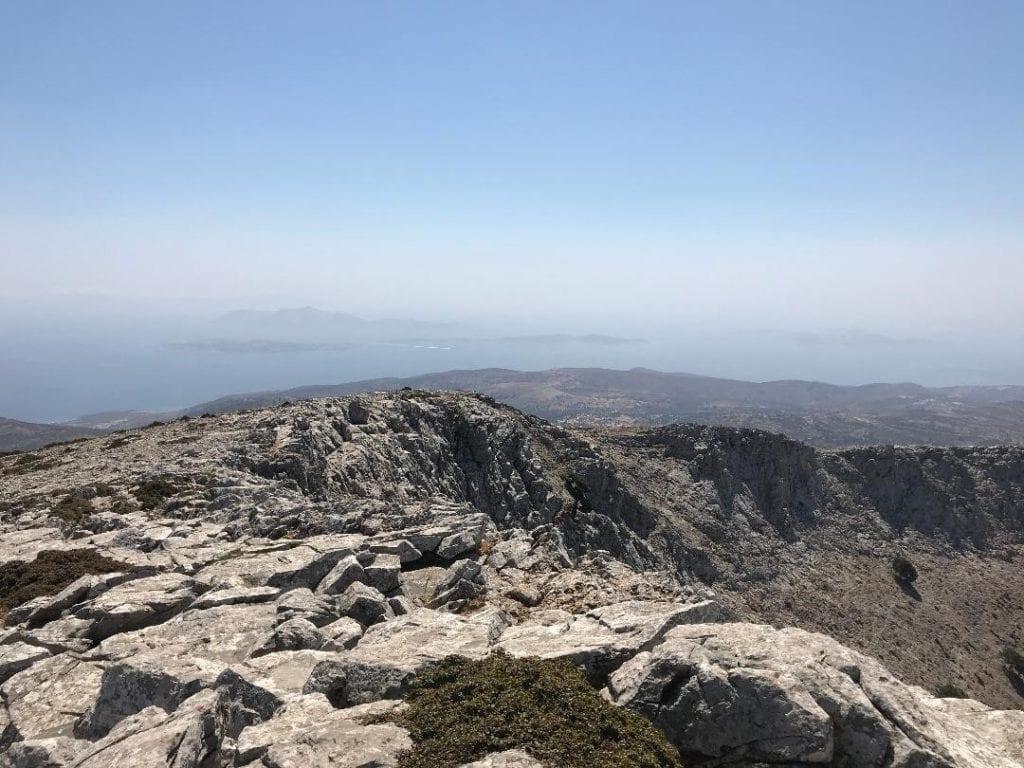 Naxos, Mount Olympus