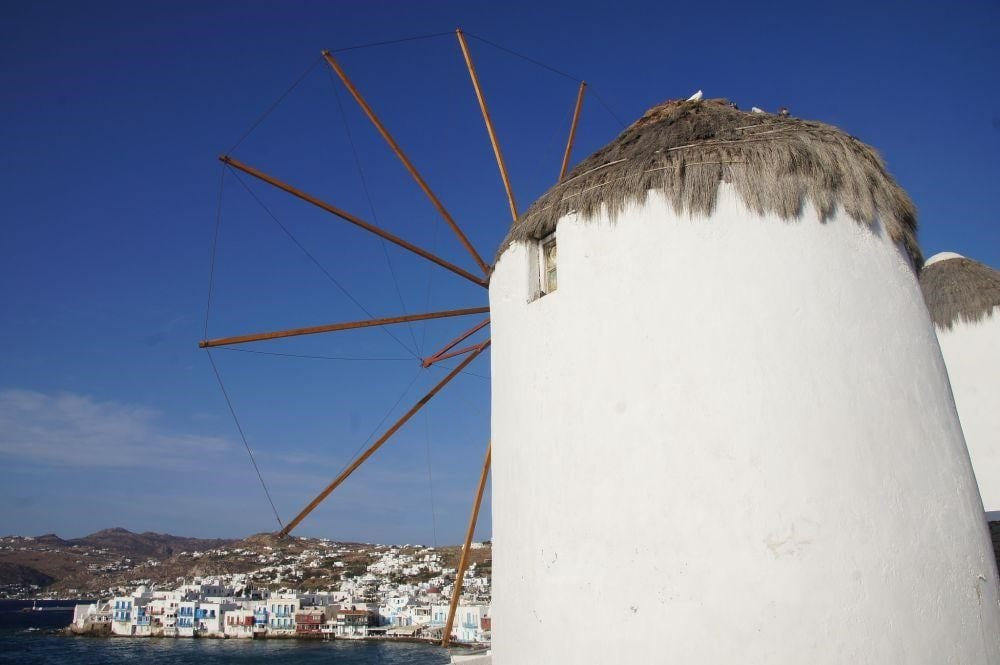 Backpacking Greece |The best islands for backpackers, Mykonos