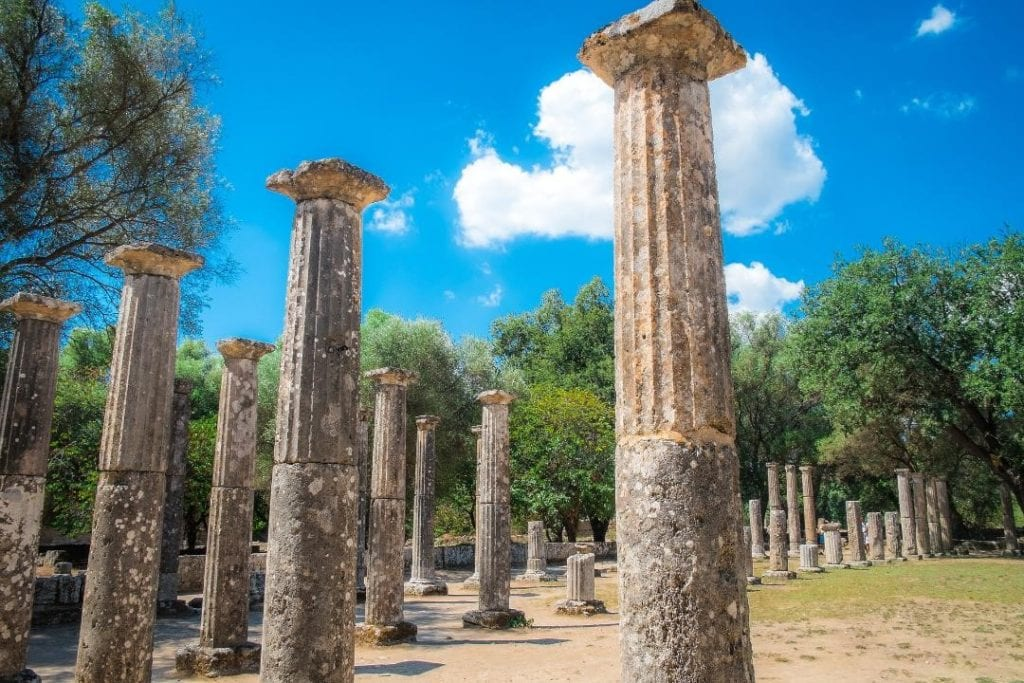 Best places to visit on the Greek mainland, Olympia, Greece, Mainland Greece