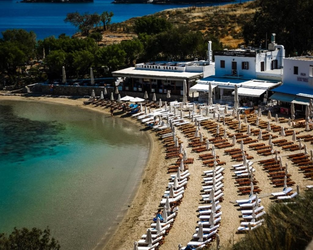 Backpacking Greece |The best islands for backpackers, Rhodes