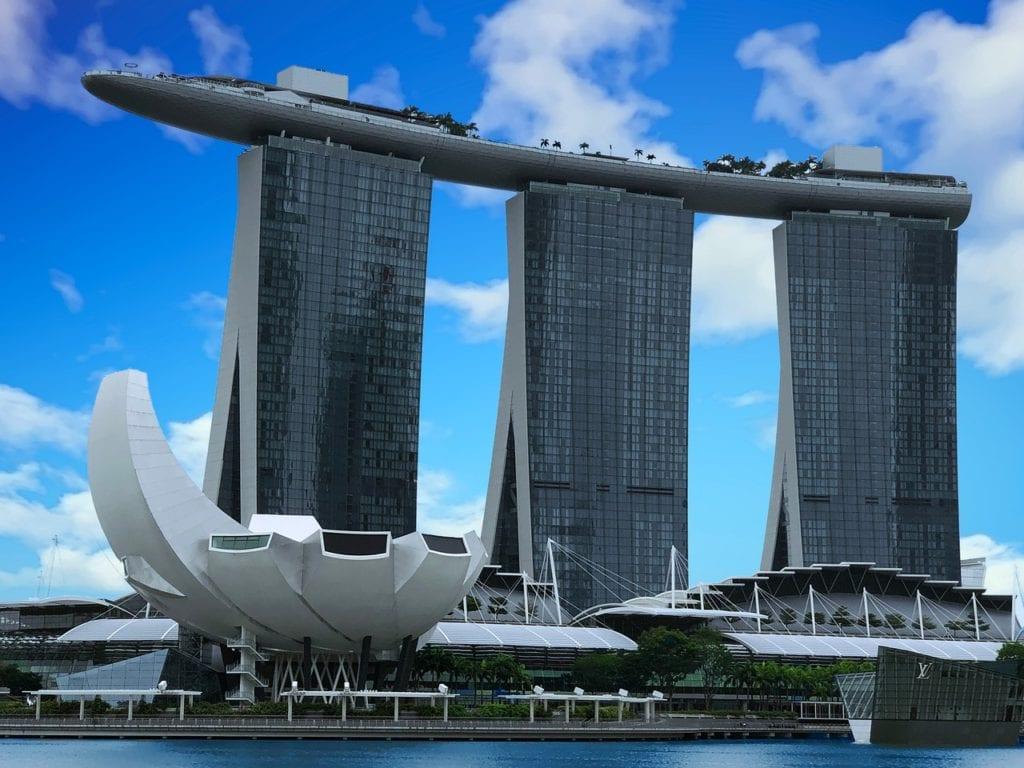 singapore, marina bay sands, architecture
