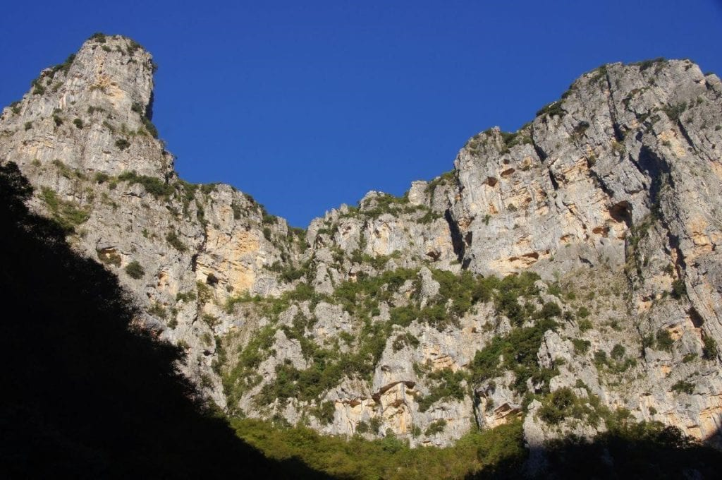 Best places to visit on the Greek mainland,  Greece, Mainland Greece, Vikos Gorge
