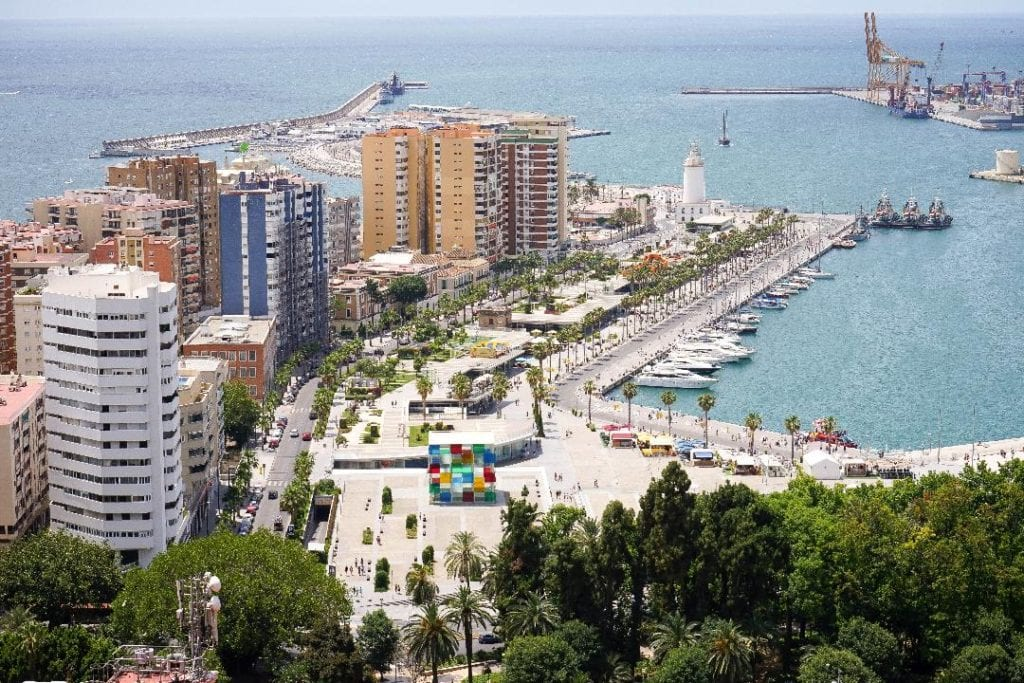 Andalucia in my pocket, malaga, spain. best european citybreaks with young children, europe