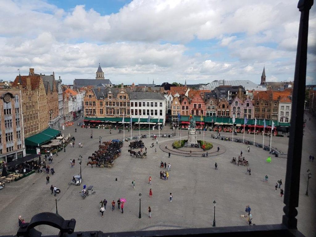 Best European city breaks with kids | Travels With Eden Blog, Krakow main square