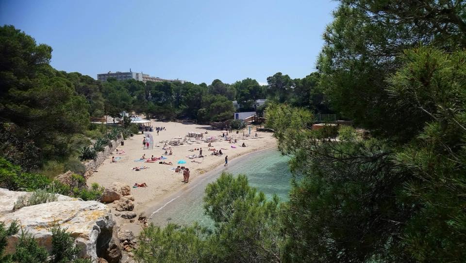 Cala Gracio, Ibiza
