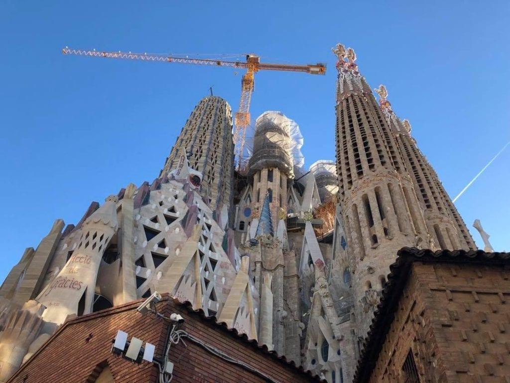 Best European city breaks with kids | Travels With Eden Blog | Barcelona
