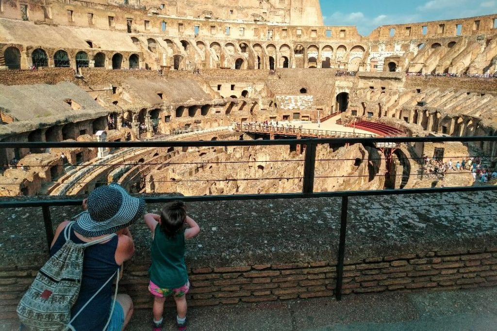 Best European city breaks with kids | Travels With Eden Blog, rome, italy, rome with kids,