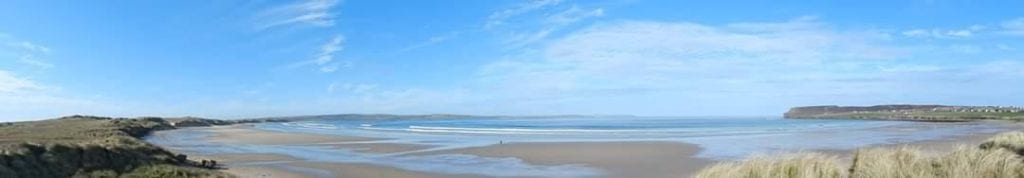 best places to visit in Scotland | Travels With Eden Blog | Dunnet Bay