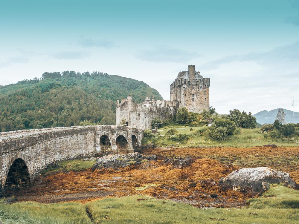 Eailean Donan Castle | best places to visit in Scotland | Travels With Eden Blog
