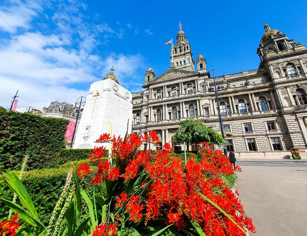 Glasgow | best places to visit in Scotland | Travels With Eden Blog