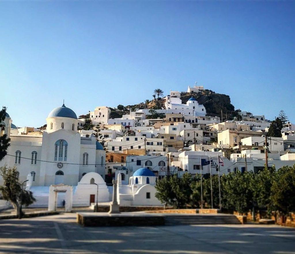 Ios, Greece. Greece hill, beautiful Greece, best islands in Greece for backpackers