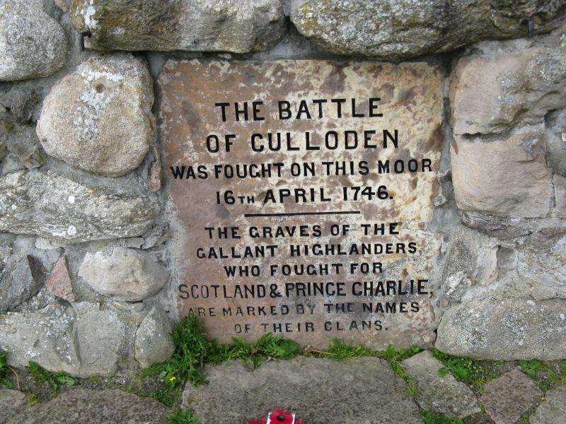 best places to visit in Scotland | Travels With Eden Blog | Culloden Battlefield