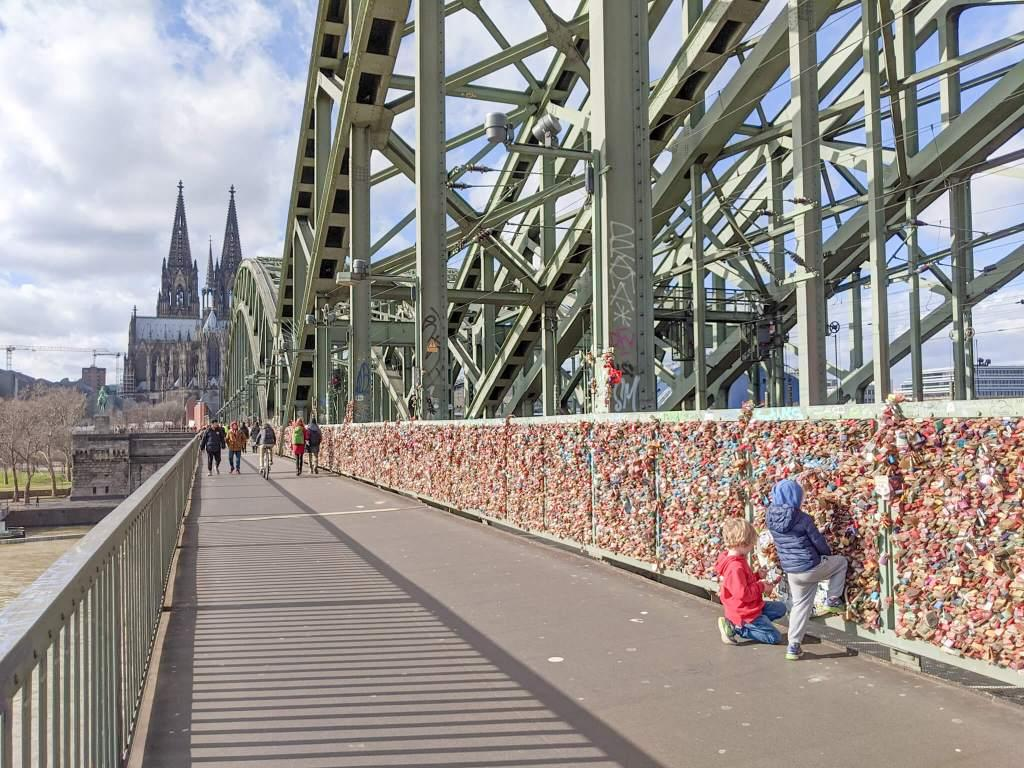 Best European city breaks with kids | Travels With Eden Blog, Berlin bridge