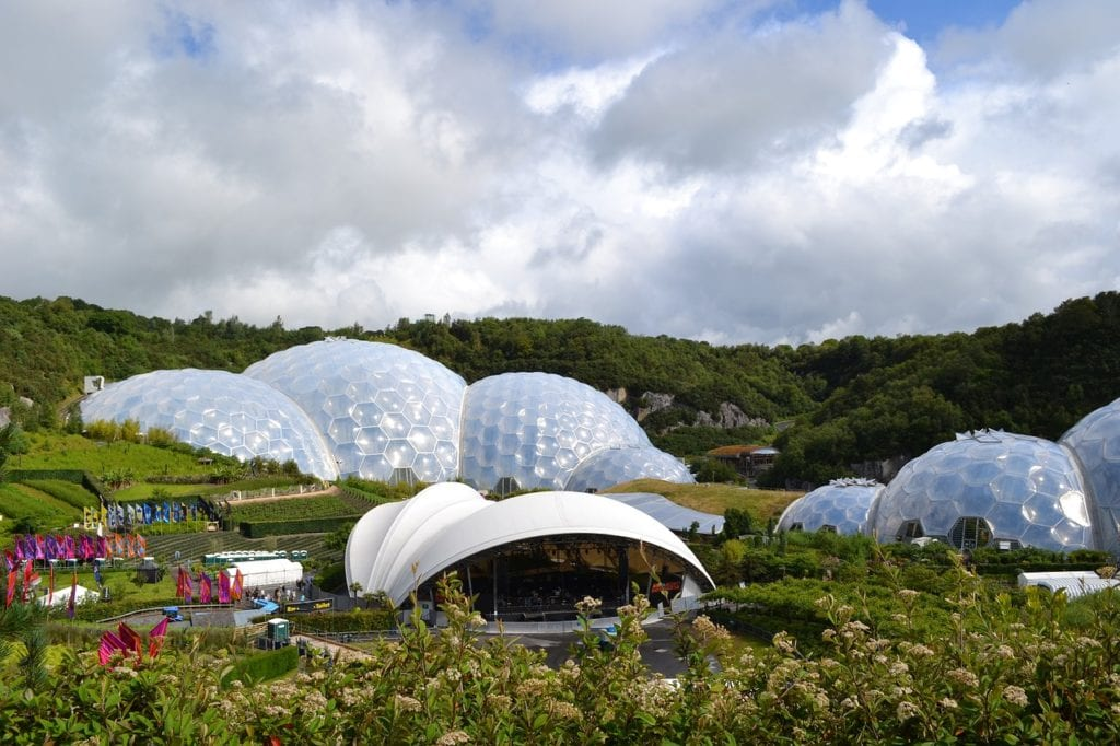 eden, project, biosphere, Travels with Eden | day trips from St Ives to take with kids | things to do in Cornwall with kids