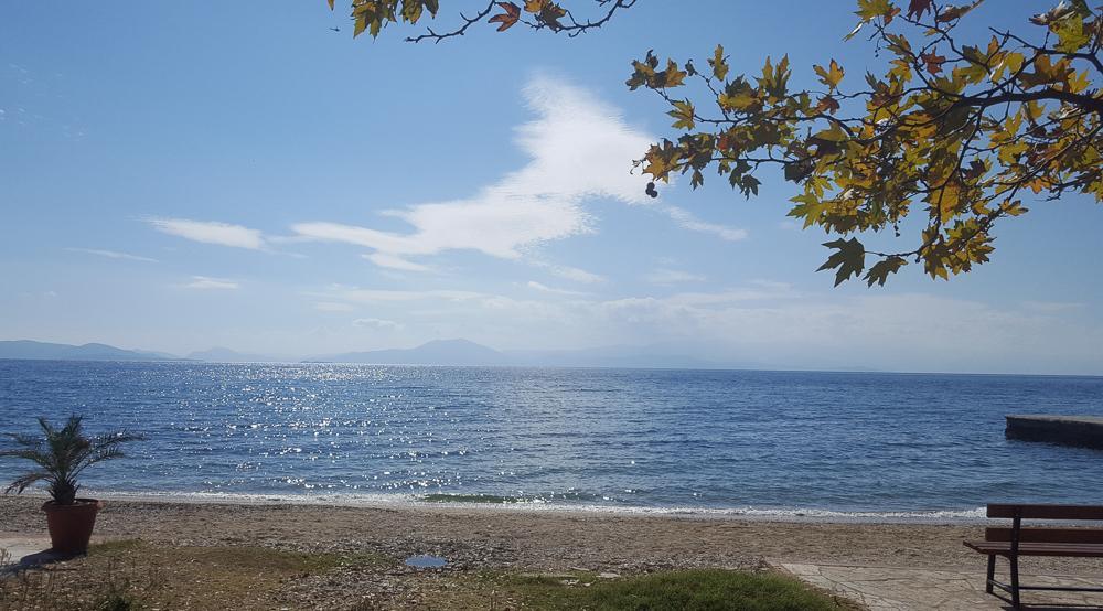 Kala Nera beach, Greece, mainland Greece