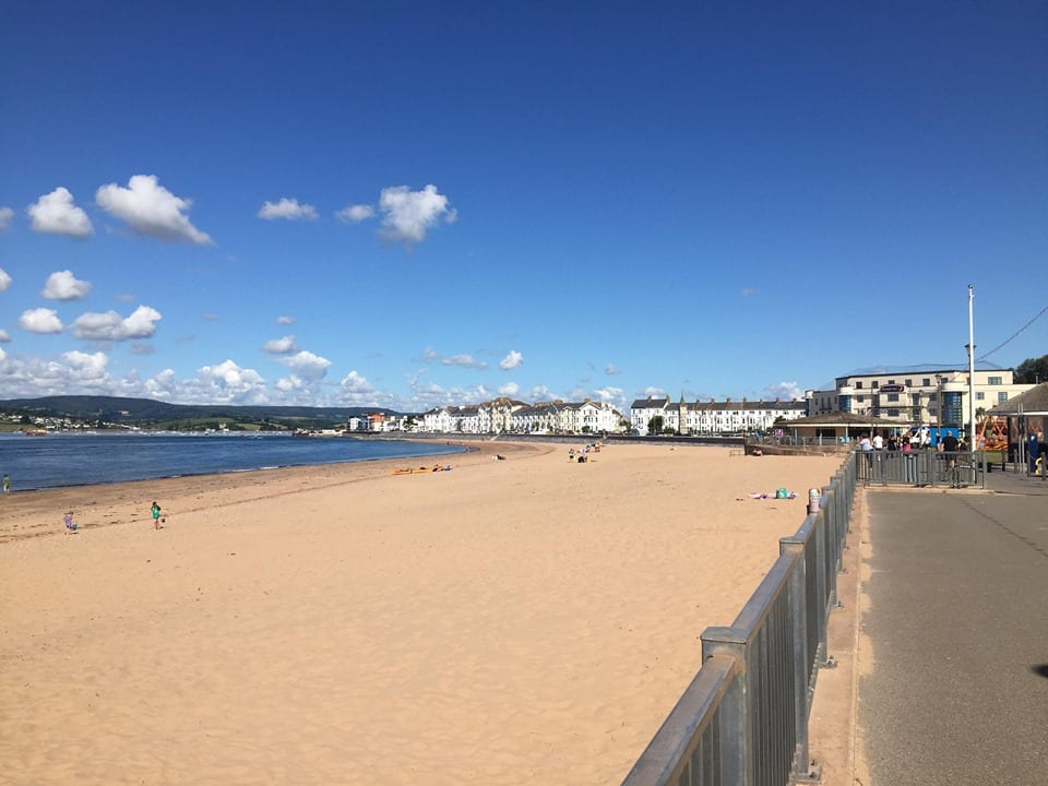 exmouth, devon, things to do with kids in exmouth, uk, family travel, uk staycation