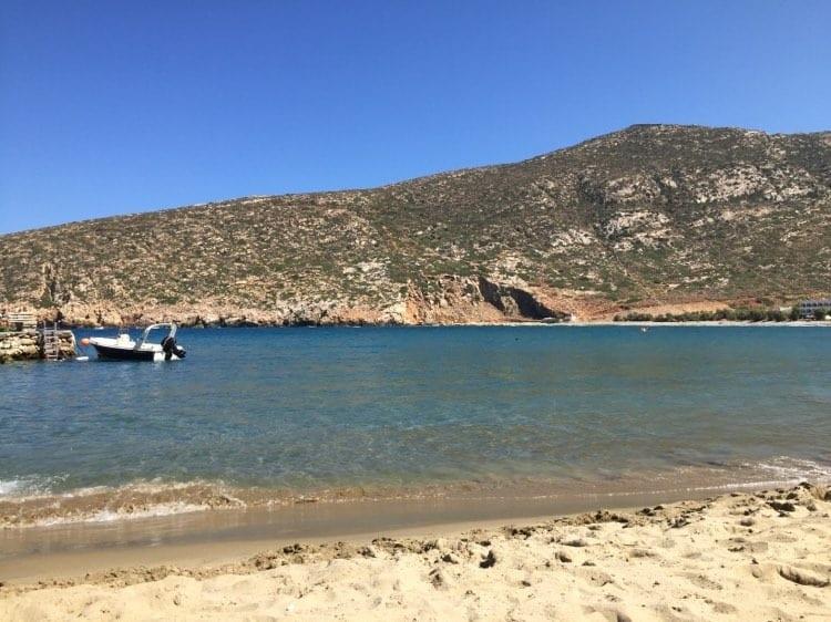 Appoloas greece, agios prokopios naxos day trip