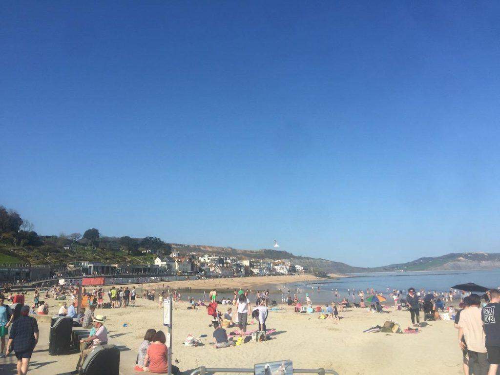 lyme regis, exeter with kids, day trips