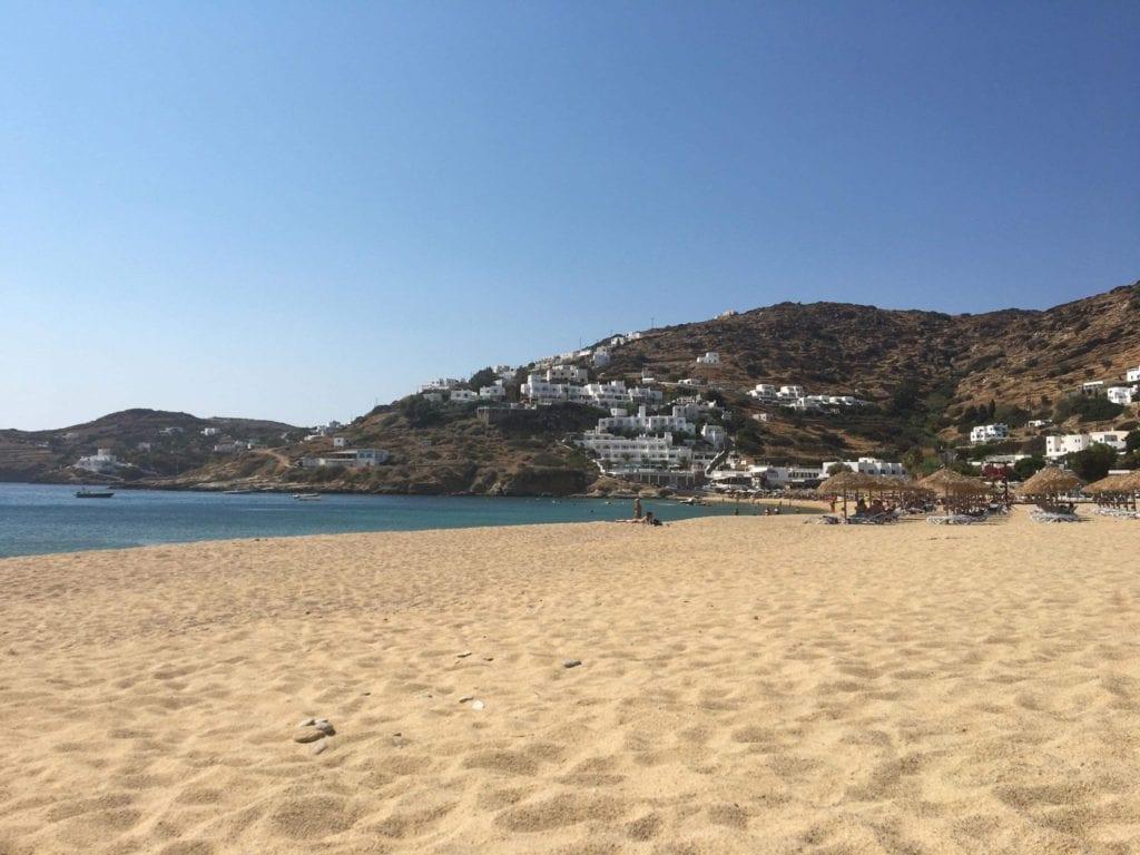 Myopotos beach, Ios, Greece, cyclades, ios day trip