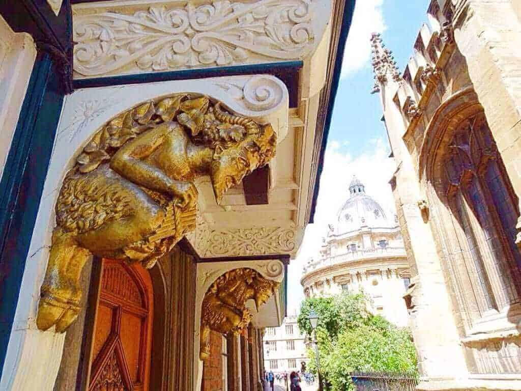 oxford, day trips from exeter, exeter with kids