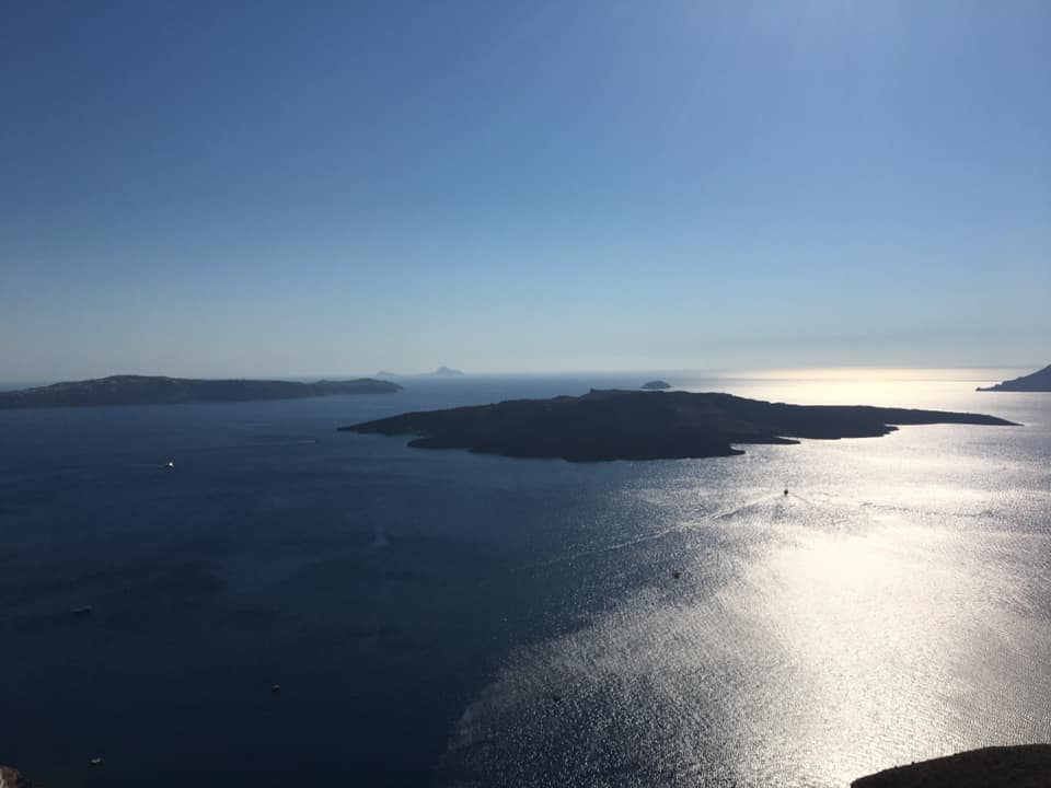 Fira caldera, santorini, Santorini day trip, Santorini in one day