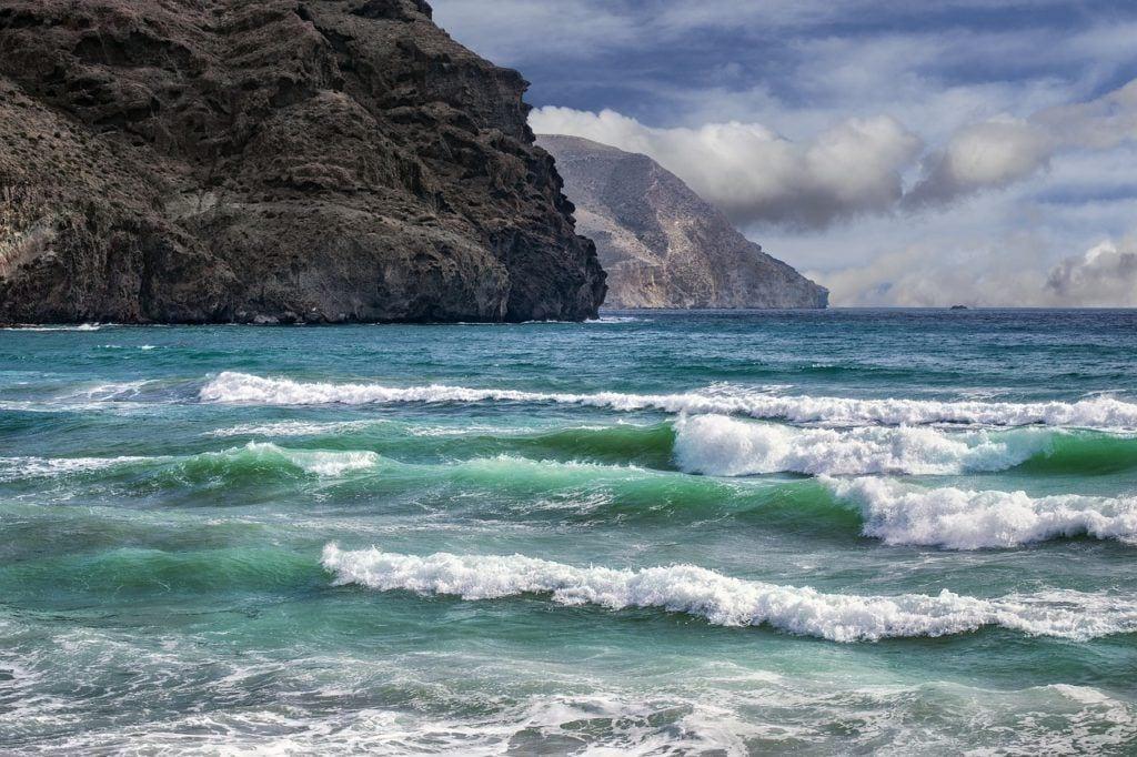 beach, waves, costa,  spanish coastline, spain with kids, best coastal cities in spain.