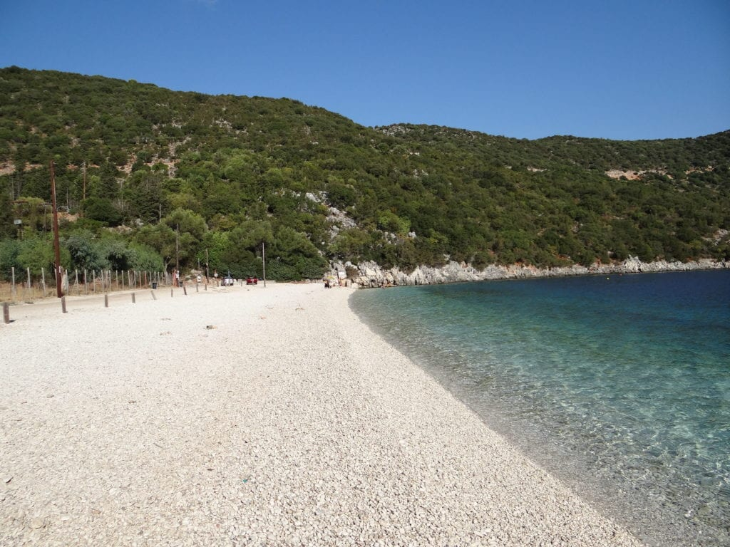 Antisamos beach Kefalonia