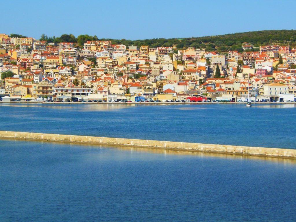 Argostoli Kefalonia, Athens to Kefalonia
