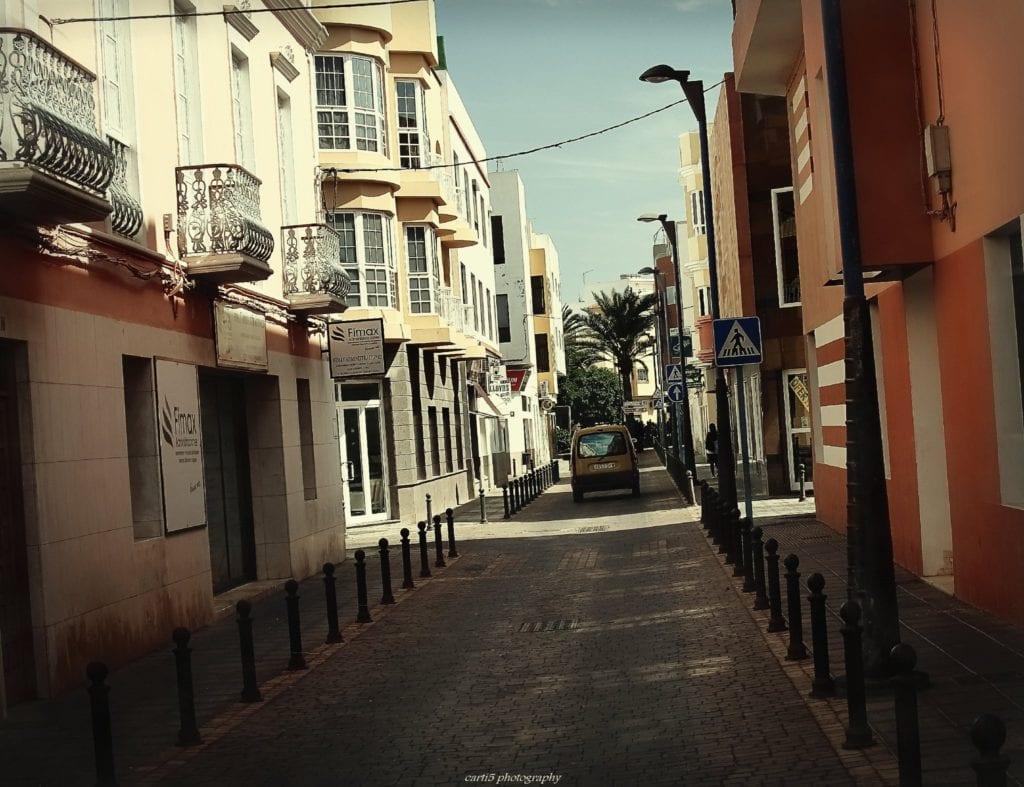 Gran Tarajal, Fuerteventura town, canary islands, fuerteventura
