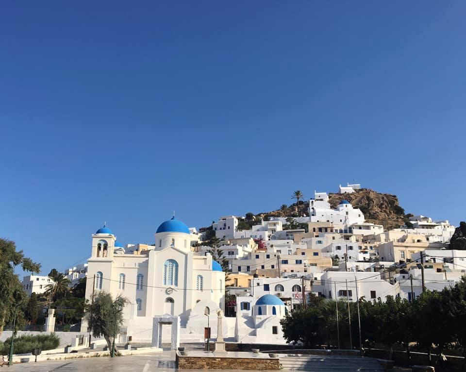 Ios Chora, 10 days in Greece, Ios itinerary