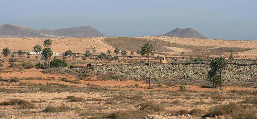 Inland Fuerteventura, desert, fuerteventura with kids