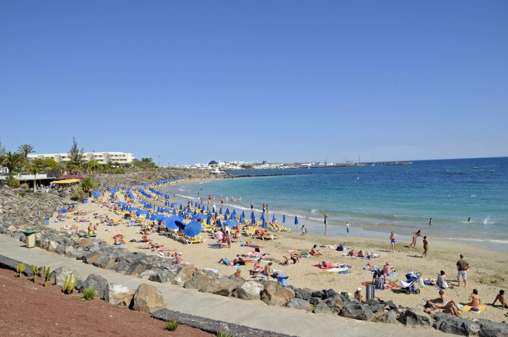 Playa Blanca Lanzarote, best pplace t stay in Lanzarote, Lanzarote with kids
