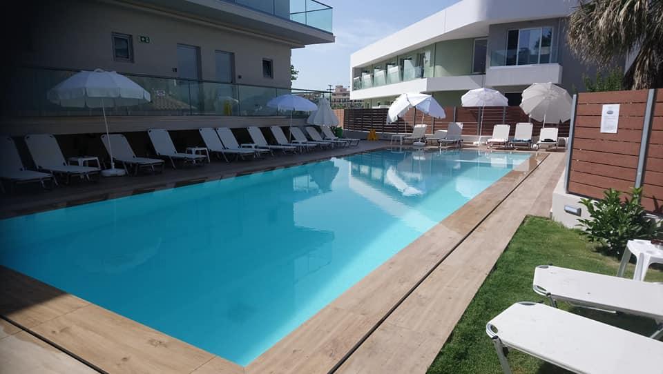 poseidon hotel zakynthos, where to stay zakynthos