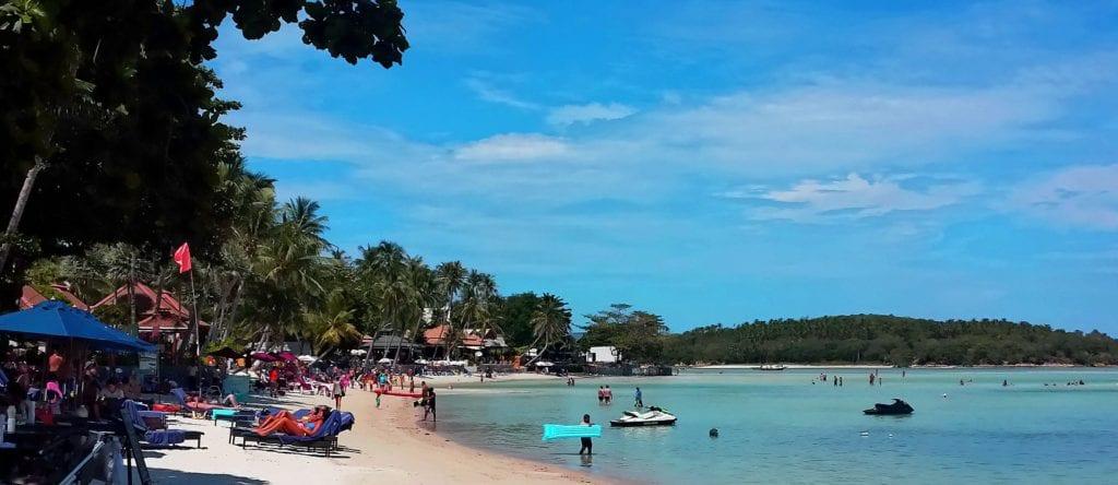Chaweng beach koh samui, watersports, thailand, best areas samui, stay koh samui, best resorts in koh samui