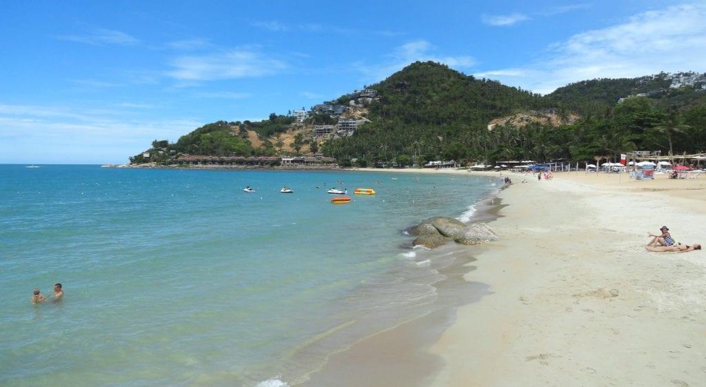 Chaweng Noi beach koh samui, sea, sand