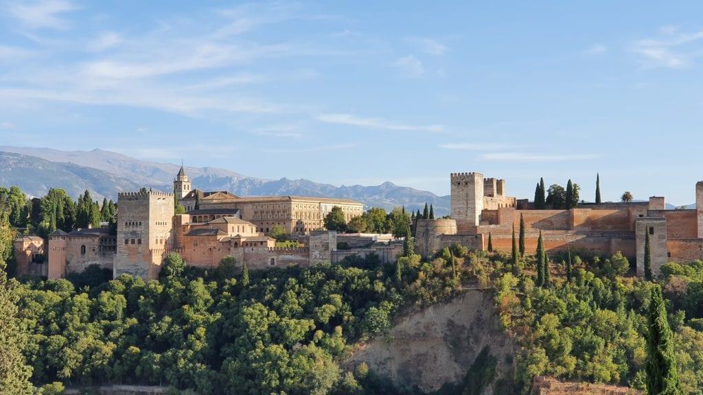 Granada, Spain, Spain in winter, Granada with kids, Granada city break