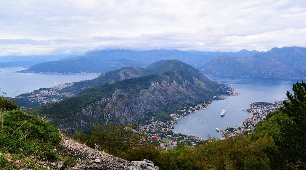 Kotor, Montenegro, view, Kotor with kids