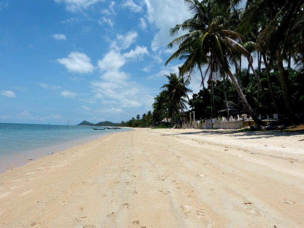 Lipa Noi beach koh samui, best area to stay in Koh samui, where to stay in Koh samui