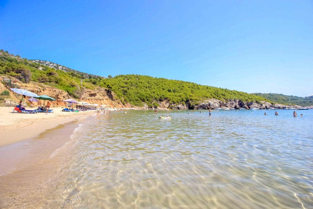 islands in Croatia, Lopud